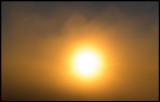 Sunrise over Castillo de Monfrague
