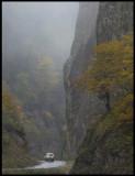 The fantastic road to Xinaliq