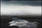Sandstorm near Skaftafell