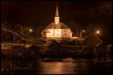 Moskenes church - Lofoten (HDR)