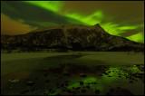 Northern light - Lofoten Norway