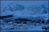 Driving north of Leknes - Lofoten