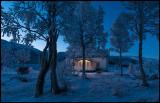 Blue Frost - A small house near Austre Kanstad - Lofoten