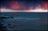 Sky on fire - Grönhögen Öland