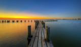 Seabrook Sailing Club Dock