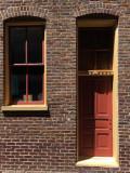 Staunton alley 1552
