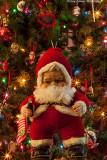 Santa with a Coke (39932)