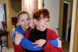 Kaitlyn and Grandma