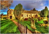 Easby Abbey & Church
