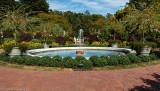 Flower Garden Walk Fountain