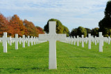 US military cemetery at Margraten the Netherlands