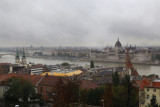 Budapest- On a Rainy Day