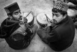 Chamanic ritual Nagar India