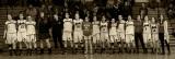 Seton girls varsity basketball senior night 02-04-2014
