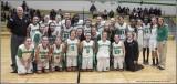 Seton girls varsity basketball vs UE 02-10-2015