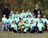 St. Pat's CYO soccer TEAM PIXX  10-24-2015