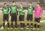 Seton boys varsity soccer, Mayor's Cup 10-03-2015