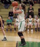 Seton girls varsity basketball vs JC 12-11-2015