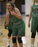 2017-01-09 Seton girls basketball vs CF