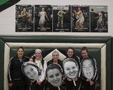 2017-02-03 Seton girls varsity basketball SENIOR NIGHT vs Owego