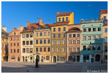 Old Town Market Place - Warsaw