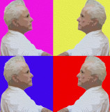 Tom Rossi ala Andy Warhol