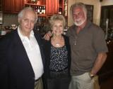 Robin, Lynn and Don Davis