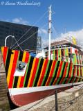 The Dazzle Ship, Liverpool