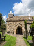 Church of St Lawrence, Barlow