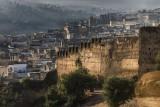 vue sur medina