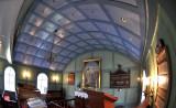 Inside Pingvellir church