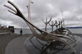 Reykjavik: Viking Ship monument