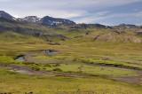 Landscape of Vesturland
