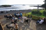 Icelandic evening in Bogarnes