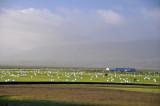 Farmed landscape of Varmahlid