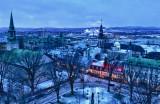 Quebec City, November 2013
