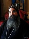 Ortodoxo en el Santo Sepulcro