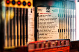 Jukebox at the Double T.