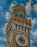 The Bromo-Seltzer Tower