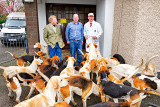 Meath Foxhounds visit Horan's Pub