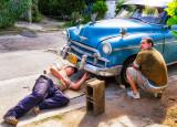 Running Repairs - Chevrolet