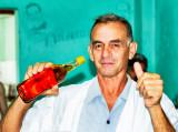 Rum Bottler