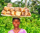 Fast-Food –  Ghana-Style –  6am –  Fante Kenkey