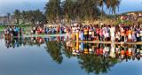 Lagoon Ceremony Observers