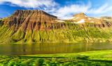 Suganda Fjord - midsummer