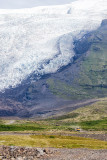 Skaftafell Glacier Tongue
