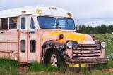 School Bus - Retired - Chevrolet 6700