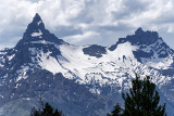 The Bear's Tooth in the Beartooth Mountains