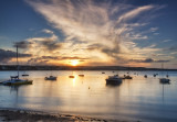 Skerries Sunset