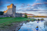 Ross Castle at Dawn